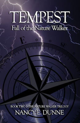 Cover design for Tempest: Fall of the Nature Walker